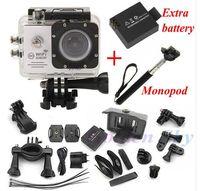 Wholesale Action Camera SJ7000 Wifi mini cam recorder marine diving P HD DV Go pro style
