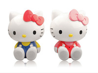 big red kitty - Original Hello kitty channel output big speaker with remote touch control compatible cellphone Laptop tablet PC Red Blue optional gift
