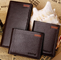 Wholesale Men s new head layer leather wallet bags of American and European style men s hand bag