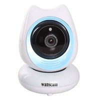 Wholesale WANSCAM HW0048 WiFi IP Camera MP P Night Vision TF Card Waterproof IR cuts Two way Voice