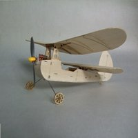 airplane kit rc - TY Model NO mm Wingspan Wood Park Flyer RC Airplane KIT