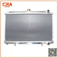 Wholesale CRA Performance M T Transmission Aluminum Car Radiator for Nissan S14 SX KA24DET