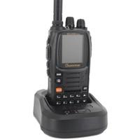 Wholesale Wouxun transceiver KG UV9D Plus multi band VHF UHF handheld two way radios ham radios cb radios walkie talkie UV9D upgrade
