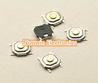Wholesale mm x4x1 mm SMD push button switch microswitch