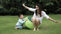Wholesale Creative Inflatable Ring Chair Soft Kids Outdoor Toys Juegos Inflables
