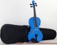 Wholesale Master Violin High quality bailing violin violin Send violin case rosin violino blue