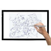 Wholesale Huion Inches Adjustable Lightness LED Light Board for Calligraphy Copy Animation Watercolor Painting Quilting Tattoo A2