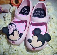 Wholesale 2016 freshly baked kids sandals Girls sandals Cartoon animal sandals
