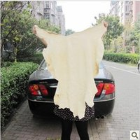 bamboo furniture sale - 2016 Hot Sale g Suede New Genuine Towel Deerskin Car Wrapping Cloth Glasses Solid Wood Furniture Waste absorbing Sheepskin