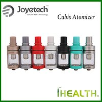bf designs - Joyetech CUBIS Atomizer Kit ml Leaking Resistant Cup Design Top Filling Adjustable Airflow Control Tank with BF coils color options