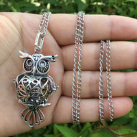 Wholesale Locket Necklace Perfume Fragrance Essential Oil Aromatherapy Diffuser