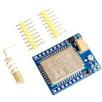 band development - New GSM GPRS Quad band A6 Mini Development Board SMS Audio Minimum System Board V Module
