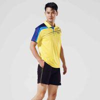 Wholesale Kawasaki New Badminton Sportswear Quick Dry Professional Sport T Shirt Badminton Clothing ST