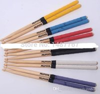 Wholesale New design Free drop shipping profession fashion Skid resistance active maple A B A drumstick pair