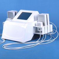 Wholesale 100mw mw Pads Lipo Laser Dual wavelength Lipolaser Japan Diode Laser Lipolysis nm nm Laser Slimming Equipment