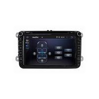 Compra Touran pulgadas-pantalla multi-táctil capacitiva de VW de 8 pulgadas Android 5.1 coches reproductor de DVD para Magotan / Caddy / Passat / Tiguan / Touran / Campo de 16GB 3G GPS WIFI