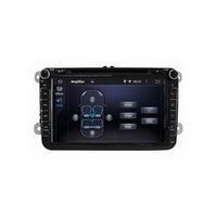 best car dvd - VW Inch GPS Car DVD Player Double DIN Car Radio Best Touch Screen CD Player
