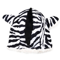 Wholesale Super Funny Dog Cat Halloween Transfiguration Cap Pet Cut Hat In Winter Animal Cosplay Hat In Christmas Festival Warm Soft