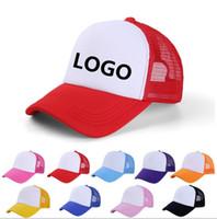 Precio de Sombreros de béisbol en blanco snapback-Diseñador llano adlut las gorras de béisbol del Snapback ajustable para mujer para hombre en blanco gorros impresión de encargo del bordado de malla del logotipo de parasol Venta