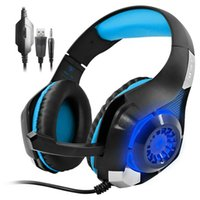 Wholesale New Beexcellent GM Pro Game Gaming Headset Headphone Earphone Over Ear with Microphone Noise Reduction for PS4 Xbox One Mac PC