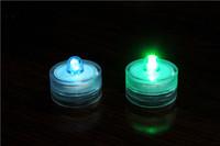 aquarium shapes - Round Shape Submersible Led Lights For Aquarium White Round Shape Waterproof Led submersible lights Mini LED Submersible light