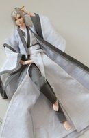Wholesale Customize bjd doll Action Figures doll Hanfu tangzhuang Clothes Clothing traditional Chinese garments ancient costume