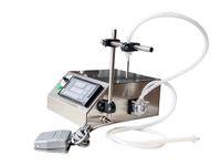 Wholesale CE ROHS Compact Digital Control Pump Liquid Filling Machine for ferfume solvents corrosion liquid