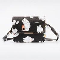 Wholesale Black bag children handbags for girls bags small mini kids leather crossbody messenger