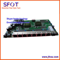 Wholesale PCB board PD with ethernet ports reverse POE optical network EPON ONU ports PCB card