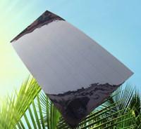 automobile sunroof - 40W flexible monocrystalline solar panel very slim black color for sunroof outdoor Diy RV Car Boat V battery energy saving