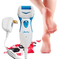best foot spas - 2016 Electric Callus Remover Rechargeable Best Pedicure Tools Professional Spa Electronic Micro Pedi Health Feet Care