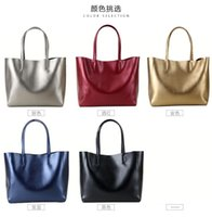 beach bag style - Star style Shopping Bag Shoulder Bag Handbag mommy Simple beach bag Female bag for
