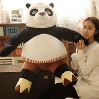 bear kung fu - Super Kung Fu Panda doll Tactic bear plush toy bear bear bear pillow doll new year birthday girl