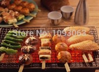 barbecue grill netting - Outdoor Grill Tool Stainless steel Barbecue BBQ Mesh Corrugated Net