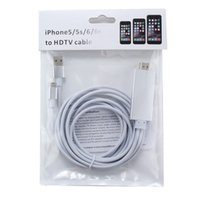 android phone to tv hdmi - A502 Micro USB Airplay Phone Screen Video to HDMI TV HDTV Adapter For iPad iPhone S Plus S SE SAMSUNG Android