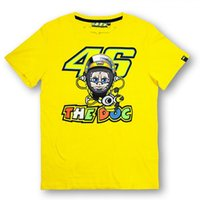 agv racing - Hot VRfortysix Valen Rossi VR46 cartoon villain Moto GP MOTOGP Rossi AGV motorcycle racing suits cotton knight T shirts