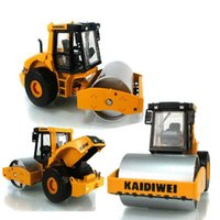 baby gifts rollers - mini car model truck road roller cool baby toy good gift for children kids car toy baby favorite
