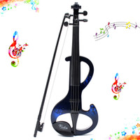 Wholesale Electric Violin Simulation Toy for Kids Musical Instrument