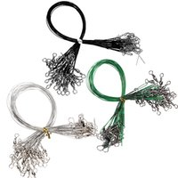 beach leader - Hot selling pack Fishing Trace Lures Leader Stainless Steel Wire Spinner Line cm cm cm