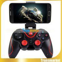Wholesale T3 Gamepad Wireless Game Bluetooth Controller Shutter For Android iOS Windows OS play games