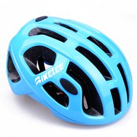 bicycle safety gear - Bicycle Sport Safety Cycling Helmets EPS PC Integrally molded Road Ultralight Bike Competition Helmets Protective Gear cm g Colors