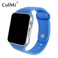 android card app - 100 Original high quality ColMi Smart Watch VS20 Plus Heart Rate SIM Card Compatible IOS Android Bluetooth Connect Apple Phone Push APP Mes