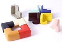 Wholesale mm mm mm Soft Baby Safe Corner Protect Baby Kids Table Desk Corner Guard Children Safety Edge Guards supplies