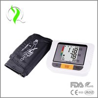Wholesale Intelligent Technology LCD Fully Automatic Digital Blood Pressure Monitor with FDA CE Sphygmomanometer Portable Home Use