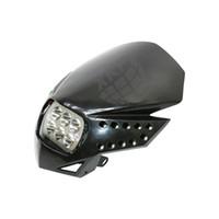 Wholesale LED HeadLight Street Fighter Dirt Bike For XR KTM Ninja KLX ZX6R EX250 CRF CBR