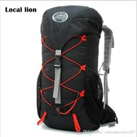 Wholesale New L Waterproof Backpack Men s Travel Outdoor Sport Backpack Camping Mochilas Climbing Hiking Backpack Sport Rucksack