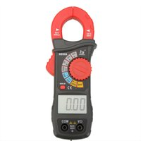 Wholesale HD HD90A Handheld A Digital Clamp Meter Amp Volt Voltmeter Ohmmeter Continuity Tester with Diode Test