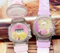 baby water table - Children Watch Kid Digital Watches Baby girl Silicone band flashing water polo calendar table two colors