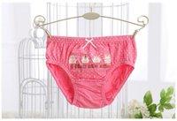 Wholesale New Cartoon children underwear high grade children triangle cotton underwear Hot girls underwear cotton