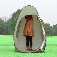 Wholesale Portable Shelter Camping Tent Movement Dressing Changing Toilet Tent Room Outdoor Privacy Photo Bathing Shower Tent MA0171 kevinstyle